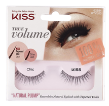 True Volume Natural Plump Eyelashes Chic by kiss products