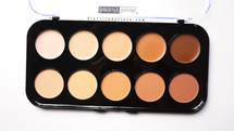 Sculpting Palette Cream And Powder by beauty treats