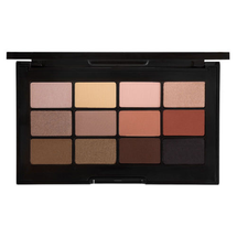 Essential Matte & Shimmer Eyeshadow Palette by jouer