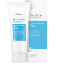 Real Barrier Cream Cleansing Foam by atopalm