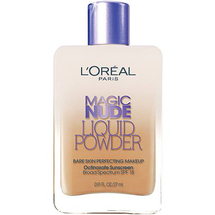 Magic Nude Liquid Powder Bare Skin Perfecting Makeup by L'Oreal