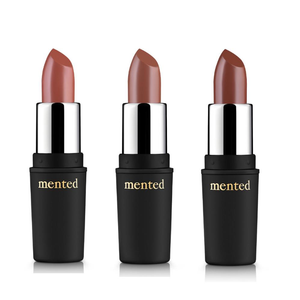 Summer Semi-Matte Lip Shades by Mented Cosmetics