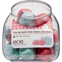Organic Lip Balm Sphere Fish bowl by eos