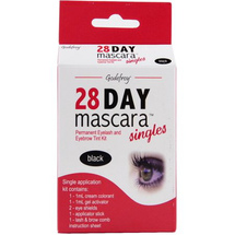 28 Day Mascara, Eyelash & Eyebrow Tint Kit by godefroy