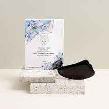 The Hot Stone Spa Bundle by Snow Fox Skin Care