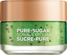 Pure Sugar Purify & Unclog Kiwi Scrub by L'Oreal