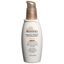 Positively Radiant Tinted Moisturizer SPF 30 by Aveeno