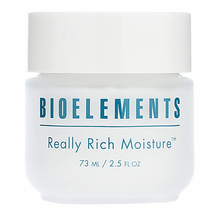 Really Rich Moisture by bioelements
