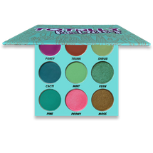 Totally Botany Eyeshadow Palette by Glisten Cosmetics