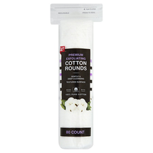 Premium Exfoliating Cotton by Walgreens Beauty
