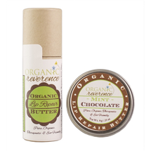 Organic Lip Butter & Balm Mint-Chocolate by Organic Reverence