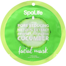 Pore Reducing Facial Mask - Cucumber by my spa life