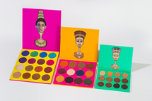 The Nubian, The Nubian 2 and Masquerade Mini Palette by Juvia's Place