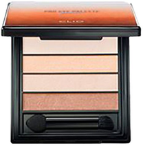 Pro Eye Palette Quad Colors - Amber Slip by Clio