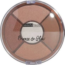 Bronze And Glow Palette by beauty treats