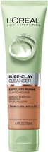 Pure Clay Exfoliate & Refine Cleanser by L'Oreal