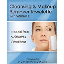 Cleansing & Makeup Remover Towelette by registry