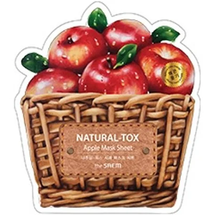 Natural Tox Apple Mask Sheet by The SAEM