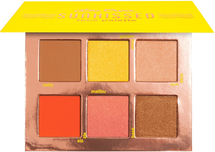 Sunkissed Face Palette by Lime Crime