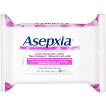 Acne Medication Wipes by asepxia