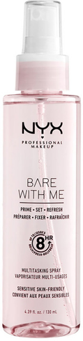 Bare With Me Prime. Set. Refresh. Multitasking Spray by NYX Professional Makeup #2