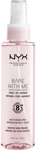 Bare With Me Prime. Set. Refresh. Multitasking Spray by NYX Professional Makeup
