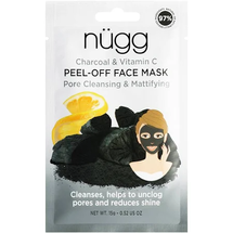 Exclusive Charcoal & Vitamin C Peel Off Face Mask by nugg
