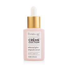 Ethereal Glow Ampoule Serum - Cremecoction Peach + Argan Oil by The Creme Shop