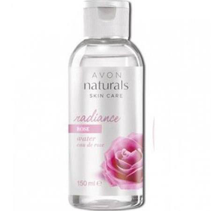 Organic Rose Water Radiance Rose Water Refreshes & Hydration Toner by avon