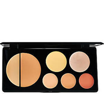 Flawless Face Contour Palette - Light by eve pearl