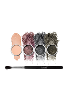 Smokey Eyes 5-Piece Set by Blend Mineral Cosmetics
