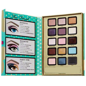 Joy to the Girls Eyeshadow Palette by Too Faced