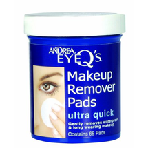 Eye Makeup Remover Pads Ultra Quick by Andrea