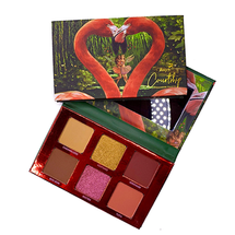 Courtship Micro Eyeshadow Palette by Menagerie Cosmetics