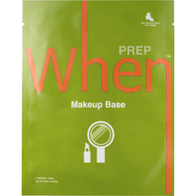 Makeup Base Sheet Mask Mask White Coconut by when