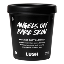 Angels On Bare Skin Face And Body Cleanser by lush