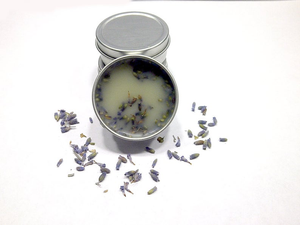 Lavender Lip Balm by Clean Faced Cosmetics
