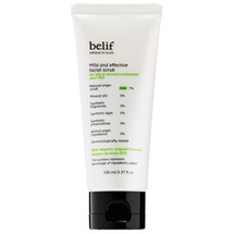 Mild And Effective Facial Scrub by belif