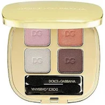 Smooth Eye Color Quad Eyeshadow Jewels 142 Compact by Dolce & Gabbana