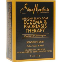 Eczema & Psoriasis Therapy African Black Soap by SheaMoisture