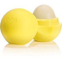 Lemon Drop Smooth Sphere Lip Balm SPF 15 by eos