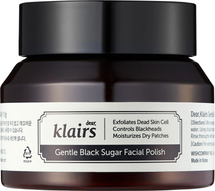 Gentle Black Sugar Facial Polish by Klairs