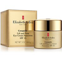 Ceramide Lift And Firm Eye Cream Sunscreen by Elizabeth Arden