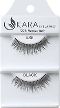 Human Hair False Eyelashes - #S5 by kara