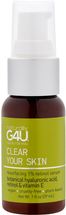Clear Your Skin - Resurfacing 1% Retinol Serum by Naturally G4U