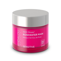 Sensitive 1000 Roses Rosewater Mask by andalou naturals