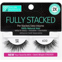 630 Fully Stacked Eyelashes by salon perfect