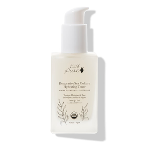 Restorative Sea Culture Hydrating Toner by 100% pure
