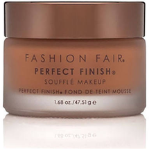 Perfect Finish Soufflé All Day Foundation Makeup by Fashion Fair