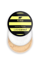Color Correcting Setting Powder Yellow And Dark Spot Correction by kokie